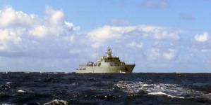 Marinha apreende 360 quilos de pescado na área marinha protegida do banco D. João de Castro