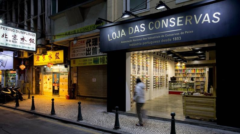 Loja das Conservas salta para fora da Europa com novo espaço em Macau
