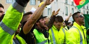 Greve da estiva em Lisboa causa graves prejuízos às empresas dos Açores