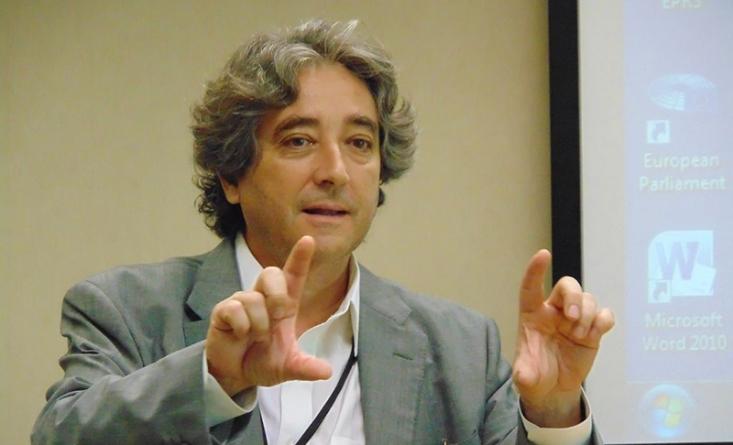 Serrão Santos defende que fiscalização da certificação de origem do pescado compete à União Europeia