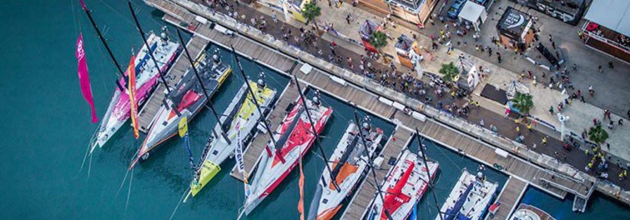 Lisboa passa a base permanente da Volvo Ocean Race