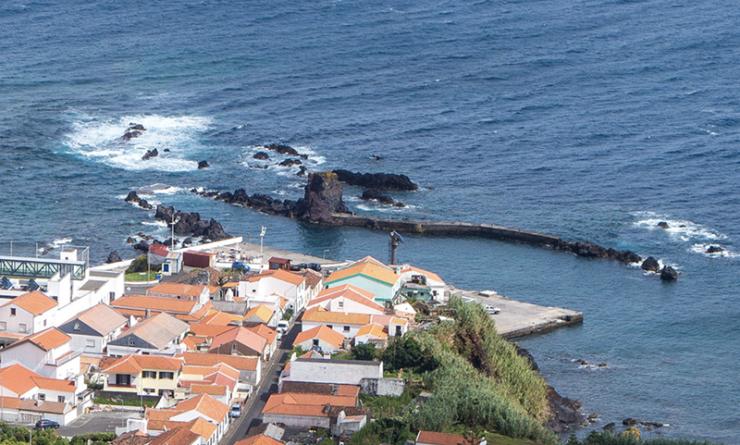 Empreitada de requalificação do Porto das Poças, na ilha das Flores, foi adjudicada