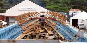 Governo dos Açores vai avançar com o Museu da Construção Naval, em Santo Amaro, no Pico