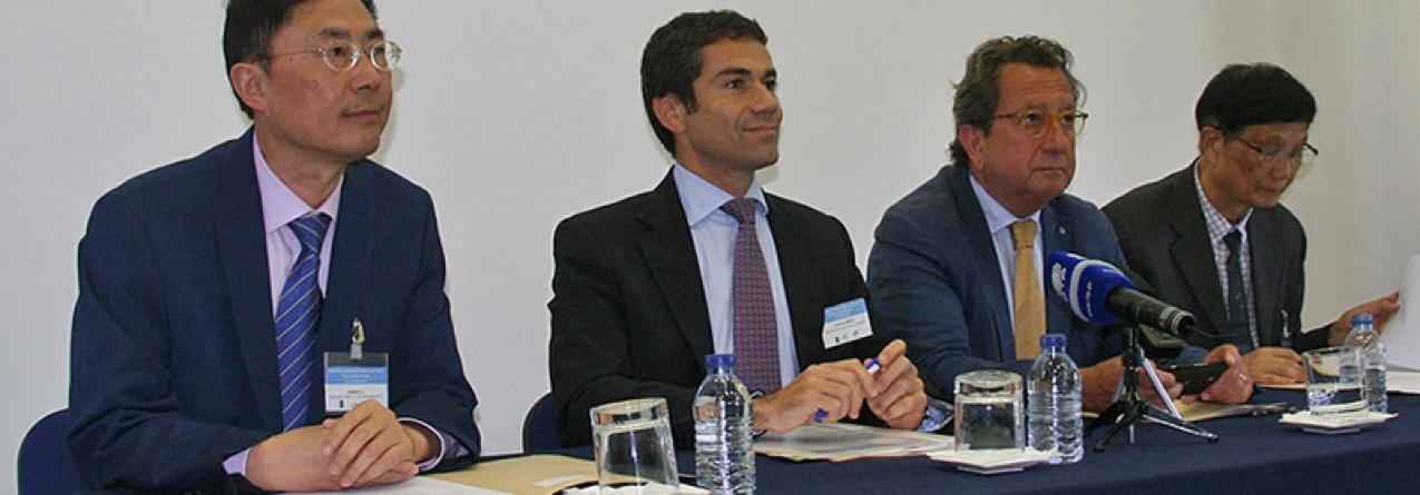 Investigadores dos Açores e China reunidos na Horta para estabelecer cooperação em ciências marinhas