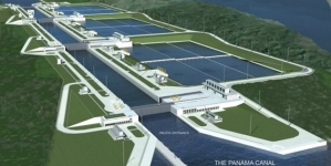 Ministra do Mar representa Portugal na abertura da nova eclusa do canal do Panamá