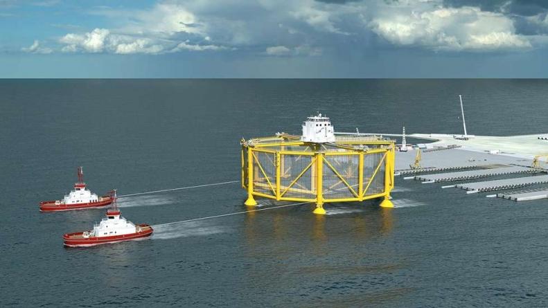 Noruega avança para a aquacultura de salmão em mar aberto