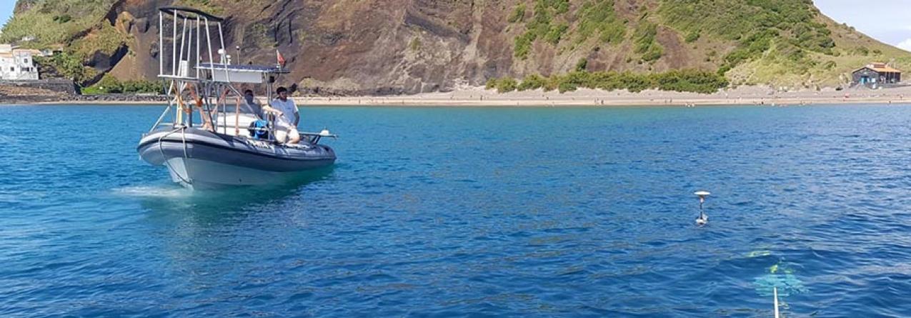 Açores têm grande potencial para testar drones aquáticos, afirma Brito e Abreu