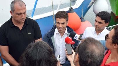Pesca Turismo contribui para rendimento dos pescadores e valorização das comunidades piscatórias, afirma Brito e Abreu