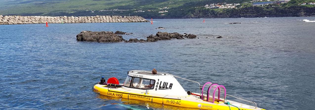 Submarino LULA1000 // Conhecimento científico é o primeiro passo para se definir política marítima, afirma Brito e Abreu