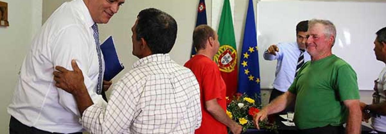 Portaria para apoio aos Pescadores dos Açores entra em vigor quarta-feira, anuncia Vasco Cordeiro