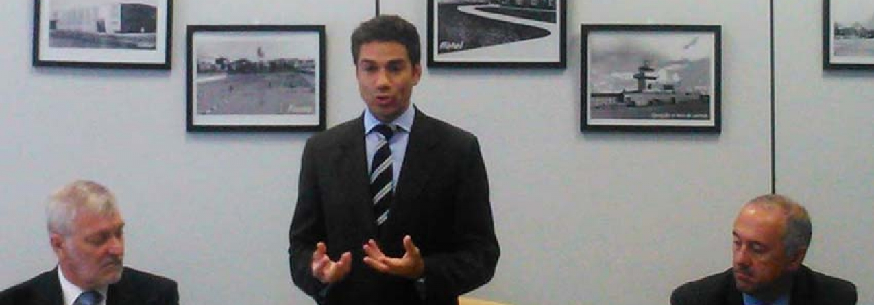 Fiscalização do mar // Governo dos Açores assina protocolo para criar área de testes de drones em Santa Maria