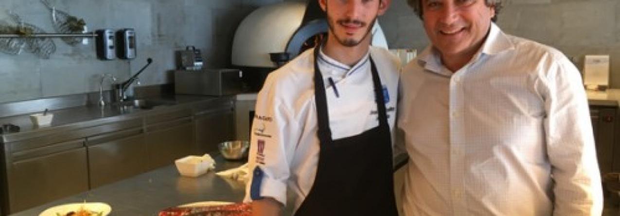 Serrão Santos destaca contributo de jovem cozinheiro para a valorização do peixe dos Açores