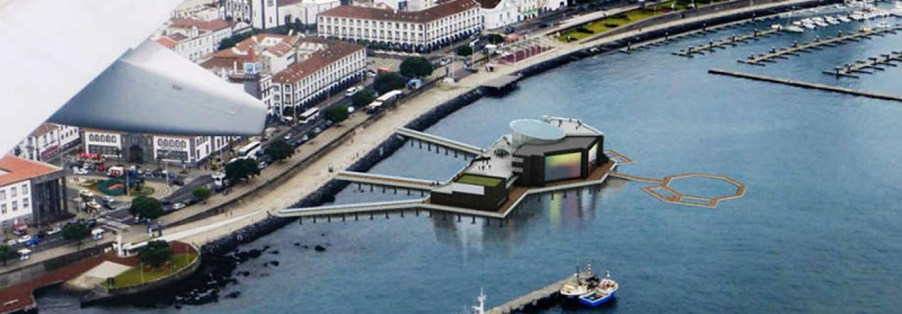 """""""O aquário de Ponta Delgada vai ser um orgulho para os Açores"""""""