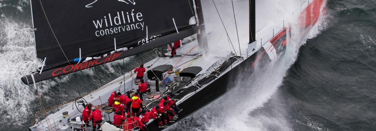 Novo recorde da travessia à vela do Atlântico