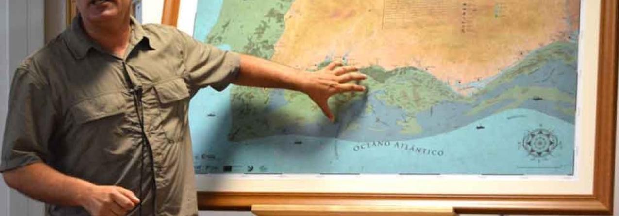 Mapa dos mares algarvios é projeto pioneiro no país.