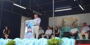 Na abertura da Semana do Mar – José Leonardo destaca importância transversal do mar