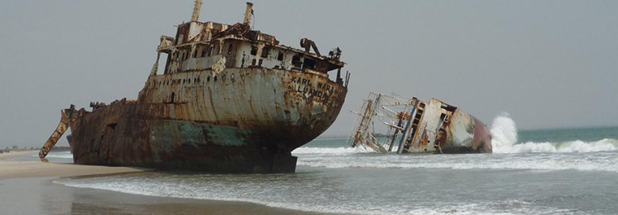 ONG denuncia: 182 navios em fim de vida acabaram em praias sul-asiáticas