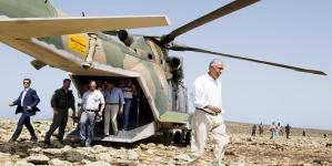 Defesa não comenta notícia de jornal espanhol sobre as Selvagens