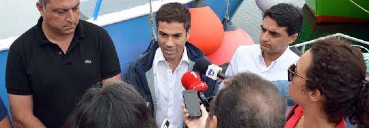 Governo dos Açores esclarece que na região não é feita pescaria dirigida ao lagostim