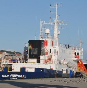 """Ana Paula Vitorino autoriza concurso para transformar """"Mar Portugal"""" em navio de investigação"""