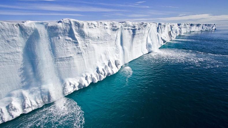 Segunda maior perda de gelo no Árctico em Setembro