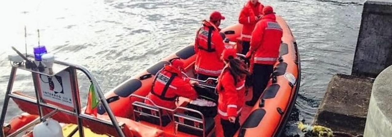 """Resgatado segundo tripulante da embarcação """"Cristal"""" da ilha de São Jorge"""