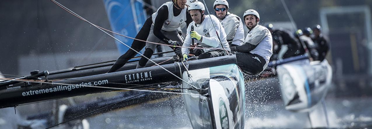 """""""Extreme Sailing Series"""" começa esta quinta-feira na Madeira"""