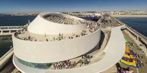 Dia do Porto de Leixões supera expectativas de visitantes