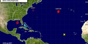 Tempestade tropical chega aos Açores na sexta-feira