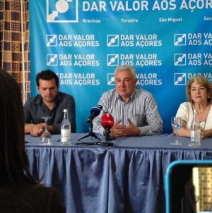 Açores // Eleições // CDS diz que respeita decisão do Tribunal Constitucional sobre exploração do mar