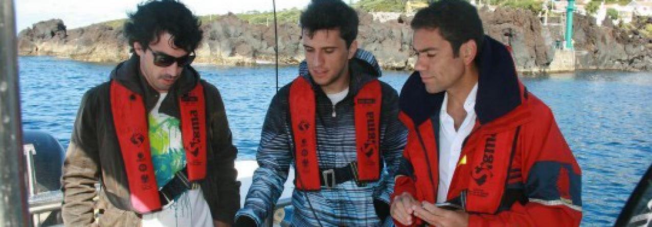 Investigadores testam banda larga no mar dos Açores
