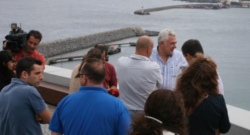 Açores // Eleições // CDS quer cais de cruzeiros e indústria de reparação naval na Praia da Vitória