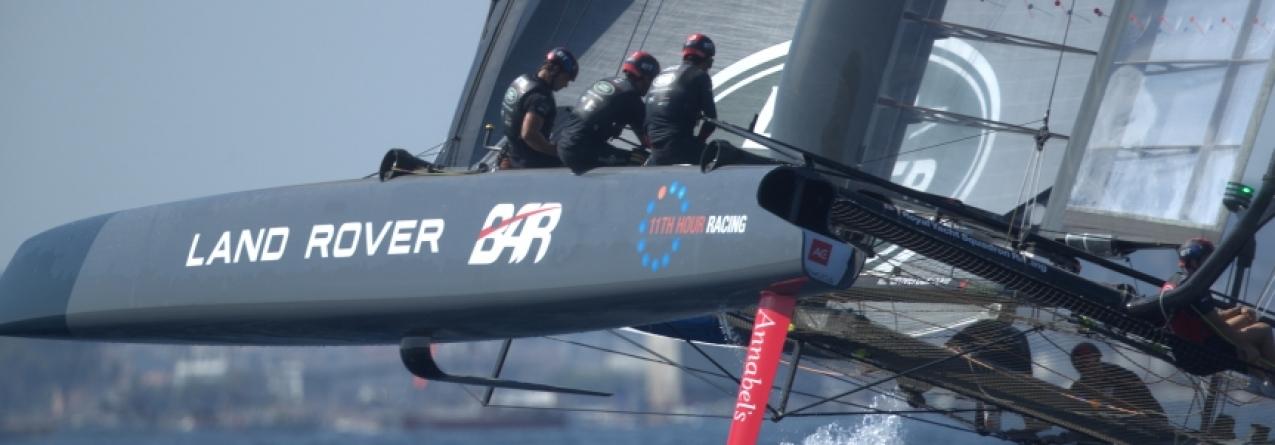 Extreme Sailing Series chega a Lisboa esta semana