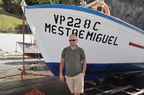 Armador de São Miguel compra barco em Santa Maria e só pode descarregar o chicharro em Vila do Porto