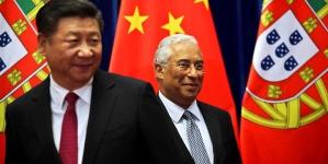 De visita à China // António Costa quer investimentos na indústria e nos portos