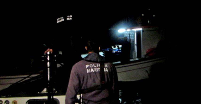 Polícia Marítima surpreende pescadores ilegais nos ilhéus das Formigas (vídeo)