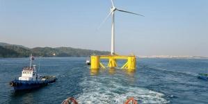 Plataforma marítima de produção de electricidade de Viana do Castelo tem luz verde