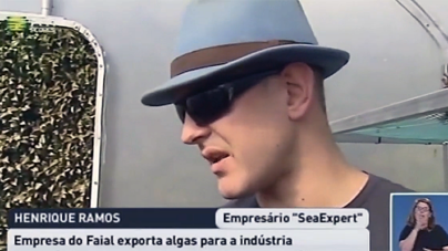 Faial exporta algas para a indústria farmacêutica (vídeo)