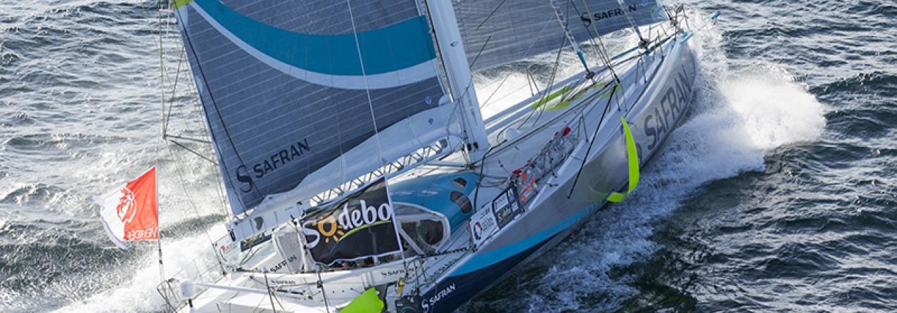 Vendée Globe 2016 – No mar há três dias…