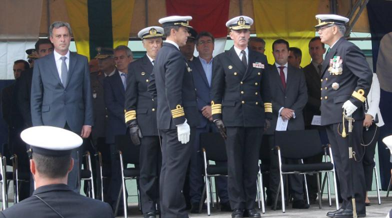 Zona Marítima dos Açores tem novo Comandante