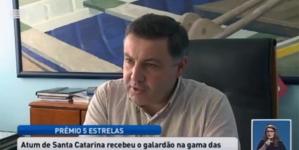 Atum de Santa Catarina ganha mais um prémio (vídeo)