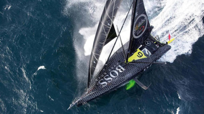 Vendée Globe: Alex Thomson lidera maratona oceânica