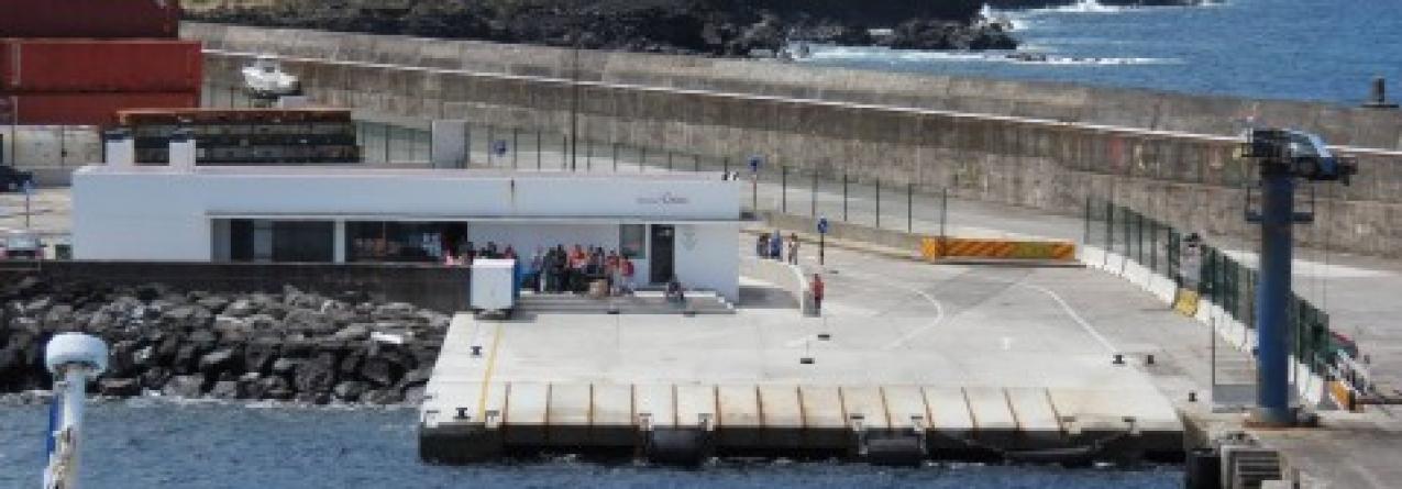 Portos dos Açores investe 1,3 ME em novos cabeços de amarração