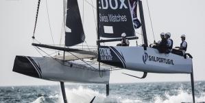 Extreme Sailing Series leva nome da Madeira a Sydney