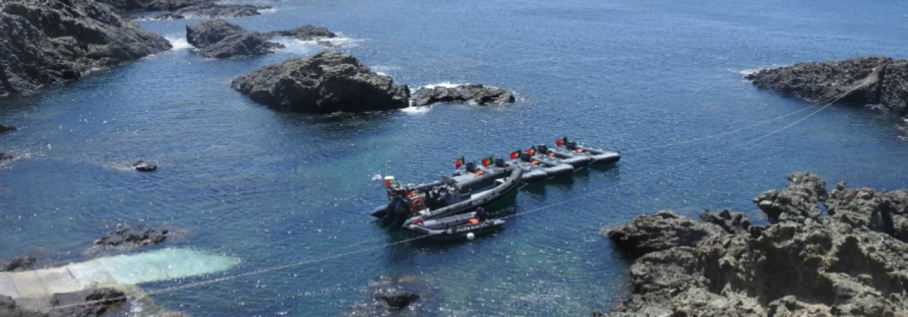 Missão Selvagens: Polícia Marítima fiscaliza 46 embarcações em 3 meses