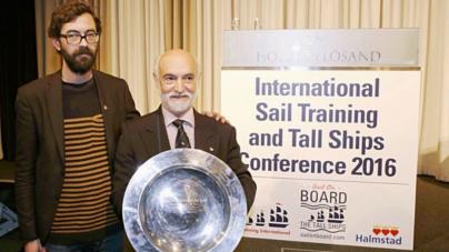 Aporvela traz para Lisboa o prémio de Host Port 2016
