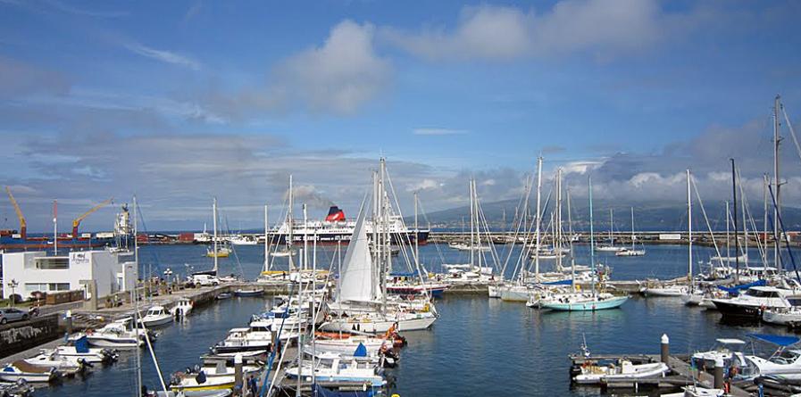 Concurso público para reabilitação do porto da Horta ficou deserto devido ao valor base da obra