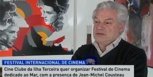 Cine Clube da Terceira quer organizar um Festival de Cinema dedicado ao Mar (vídeo)