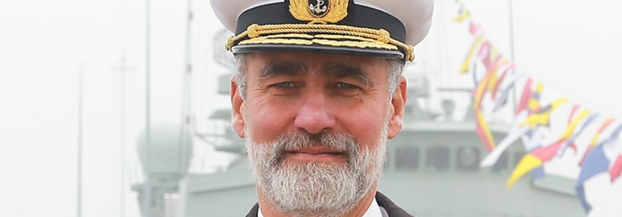 Vice-almirante Gouveia e Melo é o novo Comandante Naval