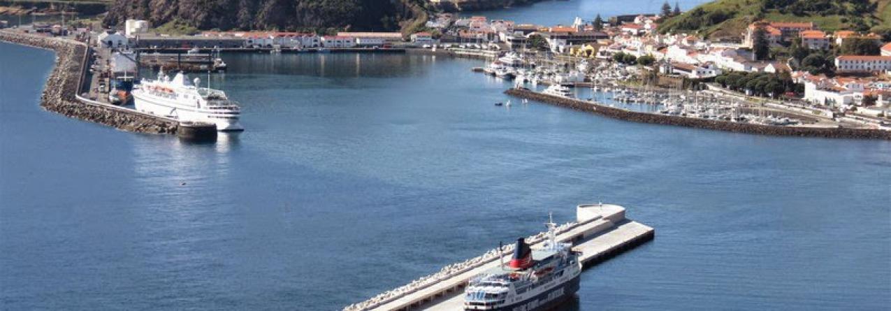 Obras podem comprometer futuro do porto da Horta, alertam os empresários (video)